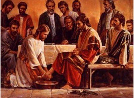 Giovedì Santo, qual è il significato della lavanda dei piedi?
