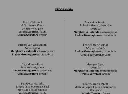Concerto in onore di Santa Cecilia