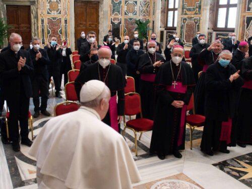 Presentazione del Documento Preparatorio per il Sinodo (solo italiano)